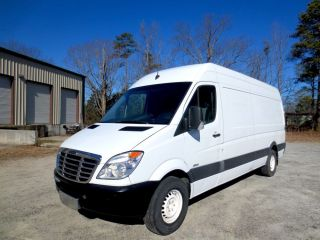 Mercedes Benz Sprinter 2500 CDT 170 Wheel Base