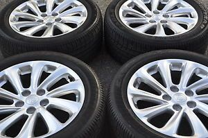 "18"" Buick Lacrosse Regal Wheels Rims Tires 2014'"