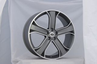 "22"" Range Rover Stormer HSE Sport Wheels LR3 Supercharged LD3"