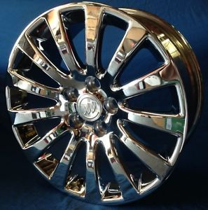 "18"" Buick Regal 2011 OE Chrome Wheels 4 New Rims"