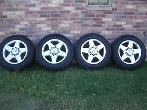 "Chevy 2500HD 20"" Wheels Rims Silverado 2500 HD Factory GMC Sierra 11 12 13"