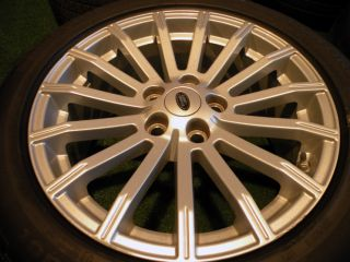 "19"" Range Rover Land HSE Factory P38 Discovery II Disco Wheels Tires LR2 LR3"