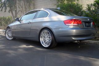 "19"" MRR GT1 Staggered Wheels Rims Fits BMW E46 325 330"