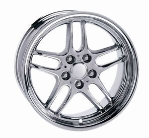 "18"" M Parallel Fits BMW 5 7 8 Series Wheel Rim Chrome"