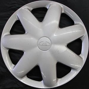 "98 99 00 01 02 Daewoo Lanos 14"" 7 Spoke 66504 Hubcap Wheel Cover Part 96278994"