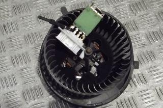 VW Golf MK5 2004 2008 Heater Blower Motor with Reststor Non A C