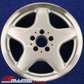 "Mercedes C43 C 17"" Factory AMG Rim Wheel Rear 65209"