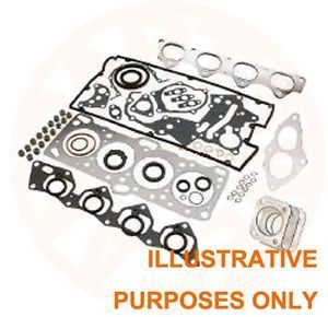 New Japan Isuzu 3KC1 Engine Gasket Kit Hitachi Mini Excavator Skidsteer Loader