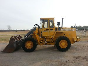 Volvo Michigan L70 Wheel Loader Tool Carrier Payloader Volvo Diesel Engine Nice
