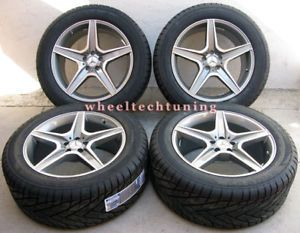 "20"" Mercedes Benz Wheel and Tire Package Rims Fit MBZ GL450 and GL550"