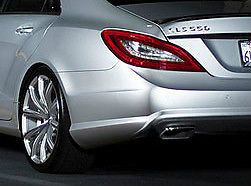 Mercedes Benz E350 Rims