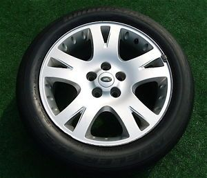 Genuine Factory Range Rover Sport Wheels Tires Land