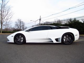 2008 Lamborghini Murcielago LP640 Coupe HRE Wheel Package Navigation