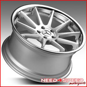 "20"" Mercedes Benz W216 CL550 CL600 CL63 Euromag EM10 Concave Wheels Rims"
