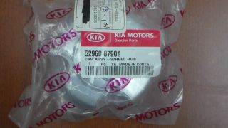 2005 2011 Kia Rio Wheel Center Cap Replacement 52960 07901