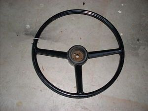 1968 69 70 71 72 Chevelle Nova Firebird Camaro Skylark Buick GM Steering Wheel
