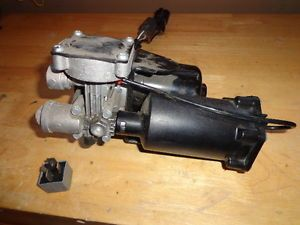 Land Rover LR3 Air Ride Suspension Compressor Hitachi Used Just for Parts