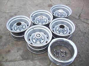 Chevy Truck 6 Lug Rally Wheels