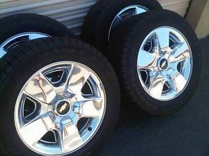 "20"" Chevy Tahoe LTZ Silverado Wheels Rims Yukon GMC Factory with Tires CA"