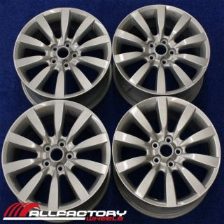 "Mitsubishi Lancer 18"" 2008 2009 2010 2011 2012 Rims Wheels Set Four 65845"
