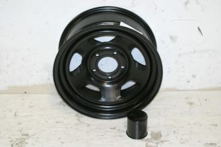 "1 Black Rock 941 Dune Wheel 16x7 5x5 07 10 Jeep Wrangler JK ""Mounted"""