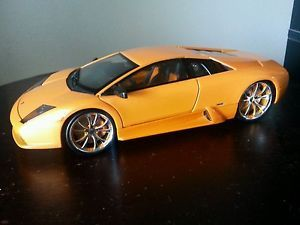"Hot Wheels ""Whips"" 310 Motoring Lamborghini Murcielago 1 18 Diecast Car"