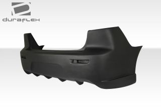 2008 2014 Mitsubishi Lancer C 1 Rear Bumper Kit Auto Body Cover 1 PC Brand NE