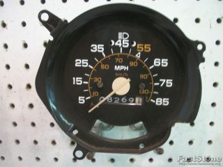 Speedometer Head Interior Dash Chevy GMC Pickup Truck Blazer Jimmy Suburban