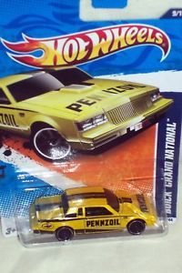 Hot Wheels 2011 HW Performance Buick Grand National