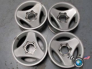 "Four 00 02 Mitsubishi Montero Sport Factory 16"" Wheels Rims 65773"