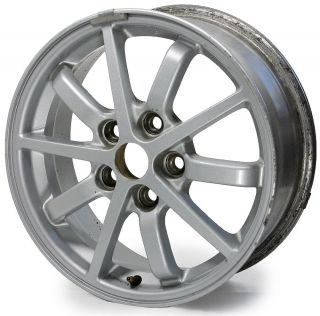 "16"" Factory Silver 2000 2002 Mitsubishi Eclipse Wheel 65771 16x6 5x114 3"