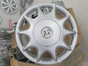 Genuine 1997 1998 1999 2001 2002 2003 Buick Century 15 inch Hubcaps Wheel Covers