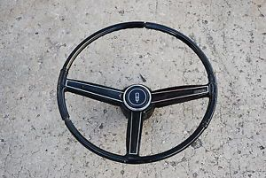 1967 Olds 442 Steering Wheel Good Parts Driver Quality or Restore