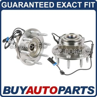 New Wheel Hub Bearing Assembly Chevy GMC Hummer