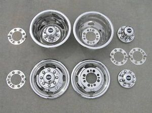 "16"" 16 5"" Chevy GMC Dually Wheel Simulators"