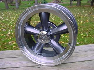 "Chevy Nova Pontiac Buick Vision Wheels 15"" Hot Rod"