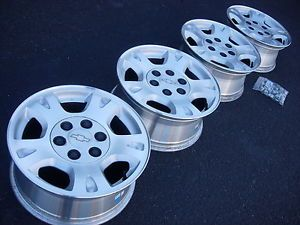 "Chevy Silverado Wheels 17"" Chevy Silverado Alloy Rims 17 inches Chevy Rims"