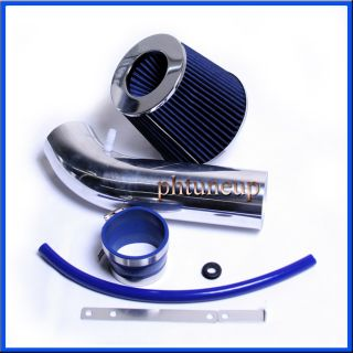 Blue 2000 2002 Daewoo Lanos 1 5L 1 6L RAM Air Intake Kit Systems Filter