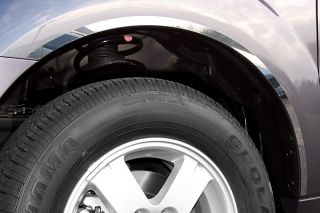 SAA WQ27010 07 09 Mitsubishi Outlander Fender Trim Wheel Well Truck SUV