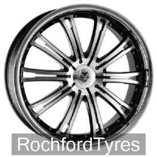 "18"" Mitsubishi Triton MK4 06 on Wolfrace Vermont Alloy Wheels Only 3822"