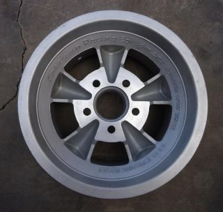 RARE American Torq Thrust 15x6 Wheels Pontiac Oldsmobile Buick Lowrider Hot Rod