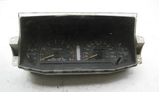 1995 1996 1997 Honda Passport Isuzu Rodeo Instrument Cluster Speedometer