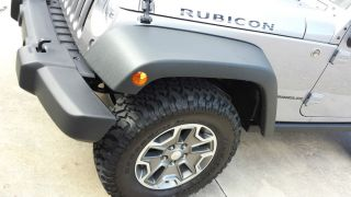 New Jeep Wrangler Rubicon Wheels and Tires