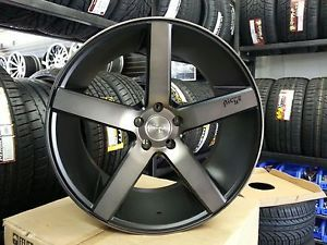 20 inch Staggered Niche Milan Wheels Rims and Tires MBZ BMW Kia Nissan Toyota