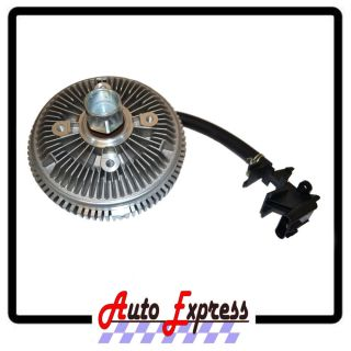 Chevy Trailblazer GMC Bravada Envoy Saab Electric Radiator Cooling Fan Clutch