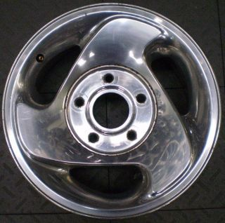 "2104 Dodge RAM 1500 16"" Factory Alloy Wheel Rim Pol B"