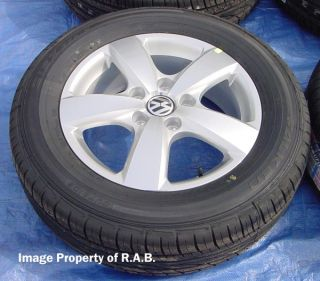 "17"" VW Routan Wheels Tires Town Country Caravan"