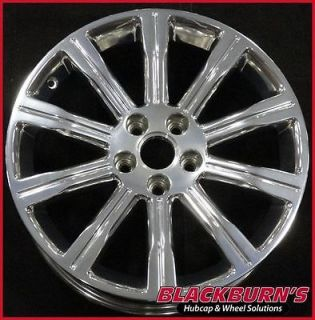 "2013 13 Cadillac ATS 18"" Polished Front Wheel Refinished Factory Rim 4705"