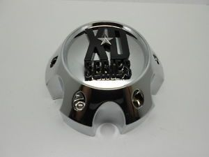 KMC XD Series Custom Wheel Center Cap Chrome Finish 1079L140