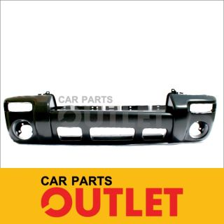 02 04 Jeep Liberty Front Bumper Cover Limited Sport New